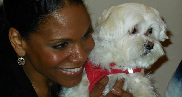 Audra McDonald Auditions Canine Co-Stars