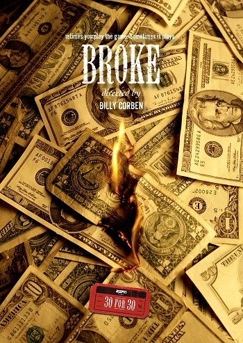 Broke Poster