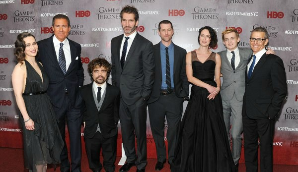 Game of Thrones S4 Premiere NYC