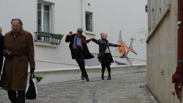 "Jim Broadbent and Lindsay Duncan in ""Le Week-End"""