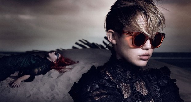 Miley Cyrus Marc Jacobs Ad