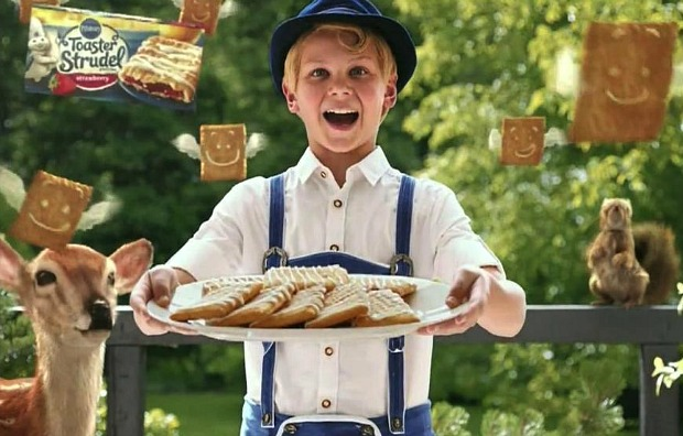 Toaster Strudel Boy
