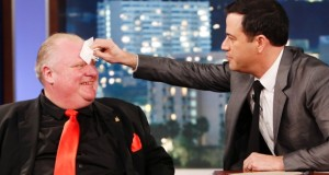 Rob Ford on Jimmy Kimmel