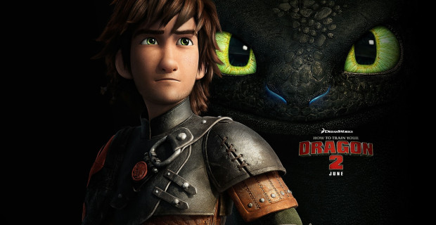 How to Train Your Dragon 2 Poster 6