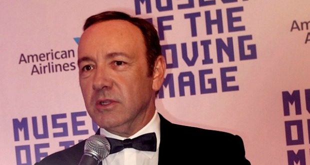 Kevin Spacey Gala, Museum of the Moving Image