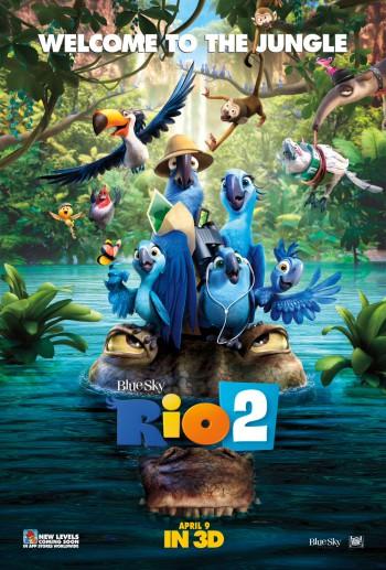 Rio 2 Poster 7