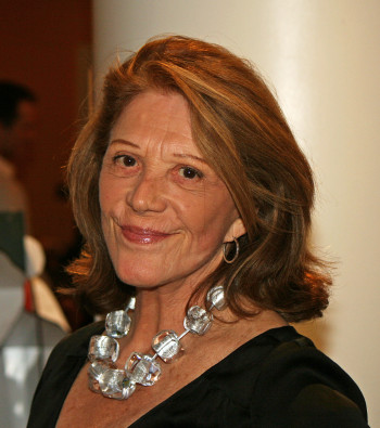 "Linda Lavin at the New York premiere of ""A Short History of Decay"""