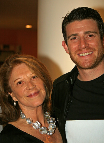"Linda Lavin and Bryan Greenberg at the New York premiere of ""A Short History of Decay"""