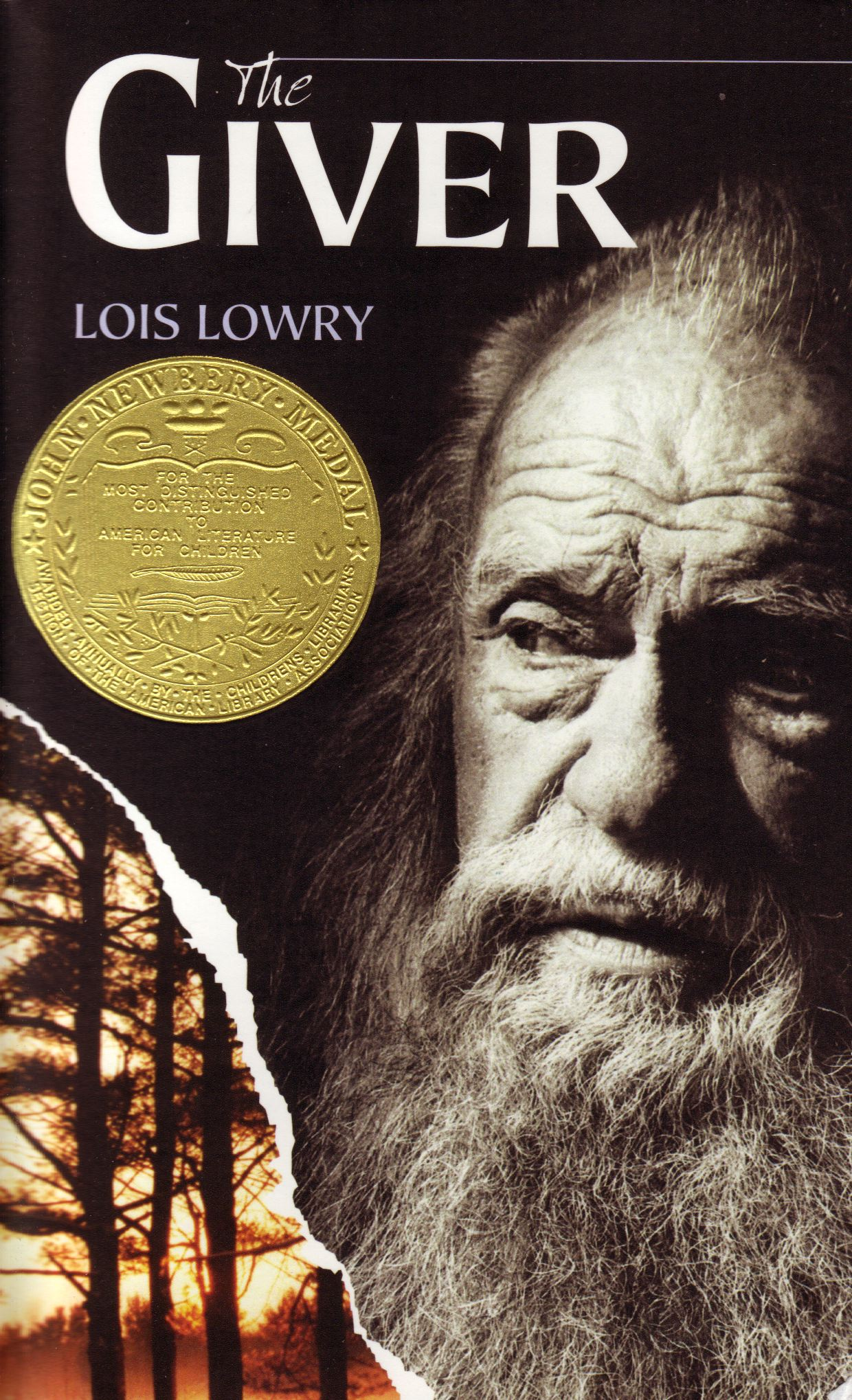 the giver 英文 版