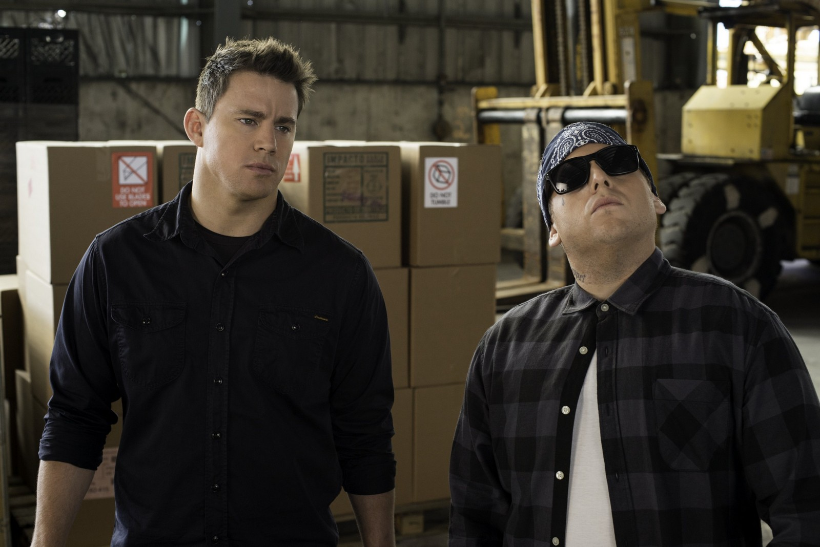Movie Review: 22 Jump Street - Reel Life With Jane