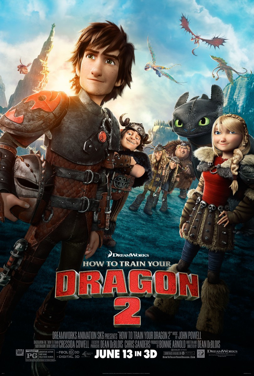 How To Train Your Dragon 2 16