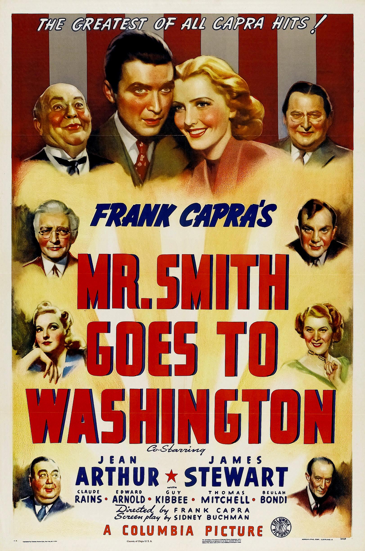 mr. smith goes to washington essay