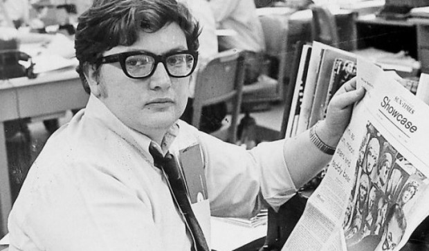 Roger Ebert in his younger days