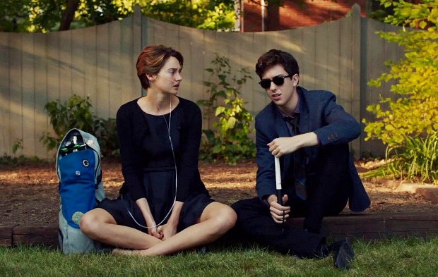The Fault In Our Stars Hazel and Isaac