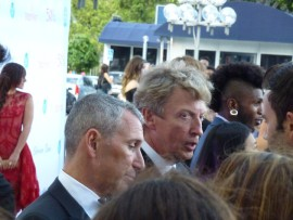 "Adam Shankman, Nigel Lythgoe, Cyrus ""Glitch"" Spencer"