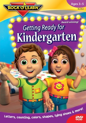 Getting Ready Kindergarten