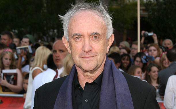 "Jonathan Pryce during ""Pirates of the Caribbean: At World's End"" World Premiere - Arrivals at Disneyland in Anaheim, California, United States."