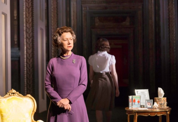 "Helen Mirren in ""The Audience"" 