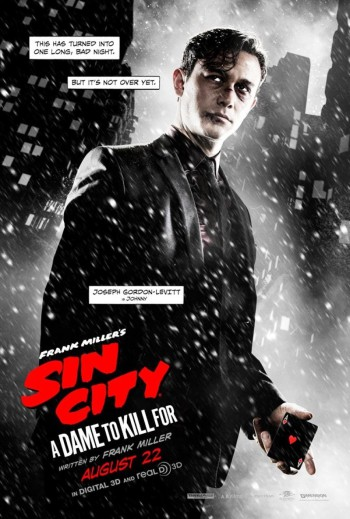 Sin City Dame 4