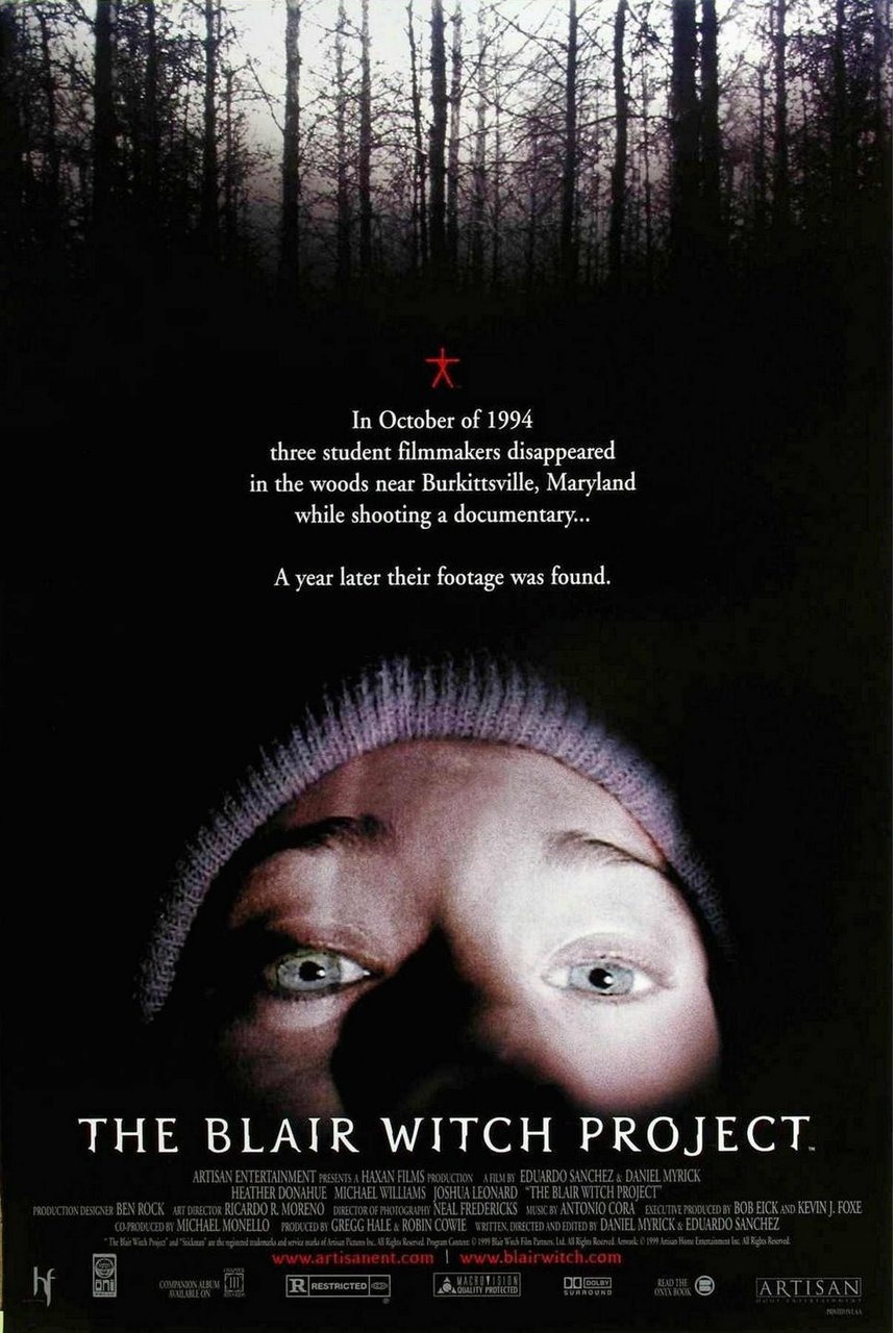 is blair witch project real Before when the blair witch project was released, the marketing for the film was quite unique at the time the hype surrounding the film was that it was real and based off a true story it was indeed marketed as a real documentary and was one of the first found footage films out there enter image description.