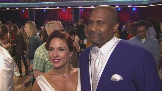 Tavis and Sharna DWTS