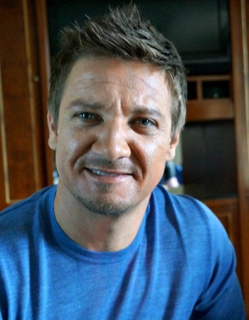 Jeremy Renner | Brad Balfour Photo
