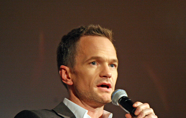 Neil Patrick Harris at the NY Film Festival | Melanie Votaw Photo