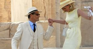 """A still from """"The Two Faces of January"""" 