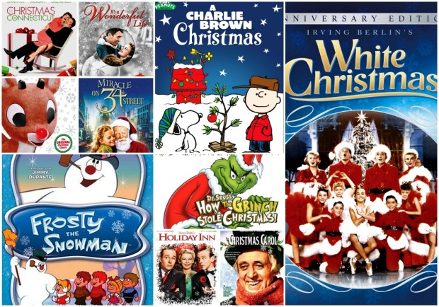 10 Holiday Classics Collage