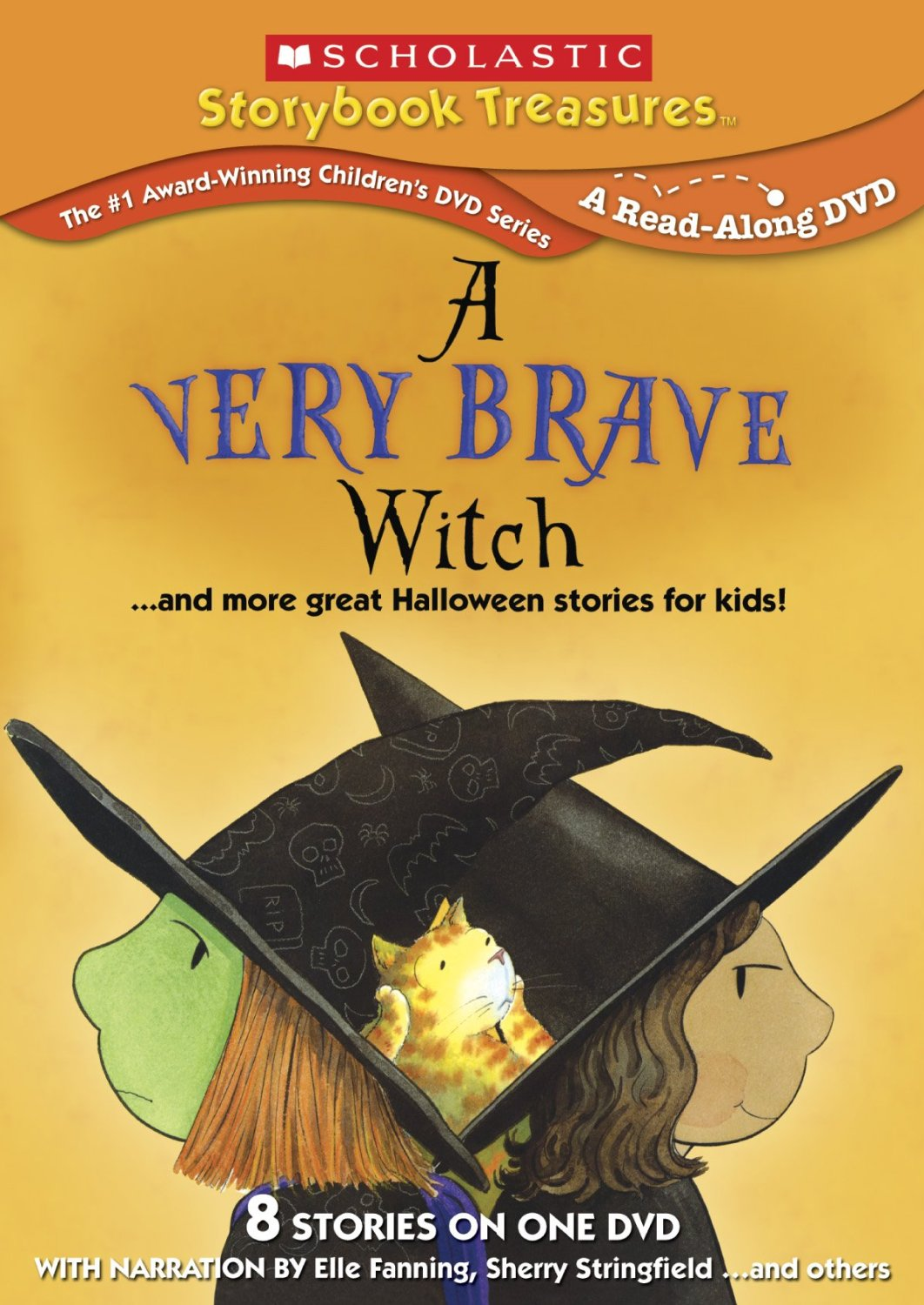not too scary halloween movies for kids a very brave witch