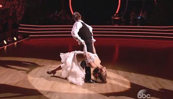 Alfonso Cheryl Flamenco DWTS
