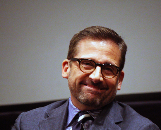 Steve Carell at the New York Film Festival | Melanie Votaw Photo
