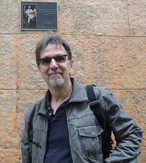 Filmmaker Joe Medeiros