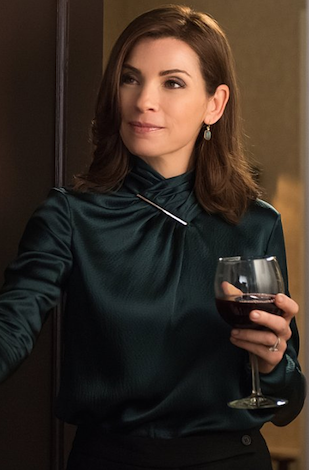 Emmy Winner Julianna Margulies in The Good Wife