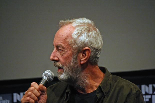 "Cinematographer Dick Pope discusses ""Mr. Turner"" at the 2014 New York Film Festival | Melanie Votaw Photo"