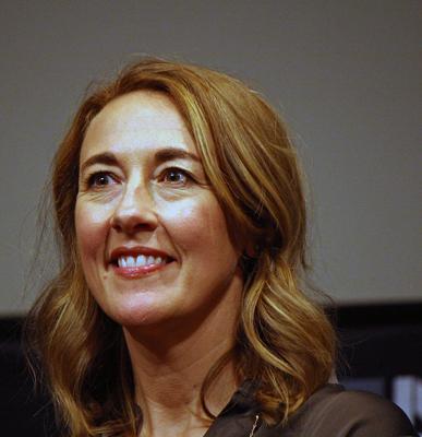 Dorothy Atkinson at the 2014 New York Film Festival | Melanie Votaw Photo