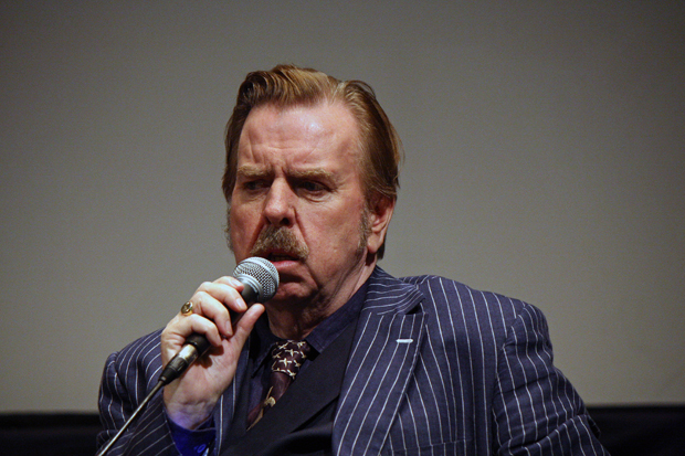 Timothy Spall talks about playing celebrated painter J.M.W. Turner in New York | Melanie Votaw Photo