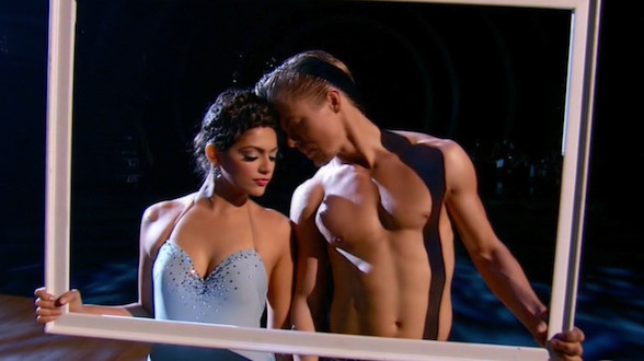 Dancing with the Stars - Bethany and Derek