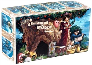 Lemony Snicket The Complete Wreck