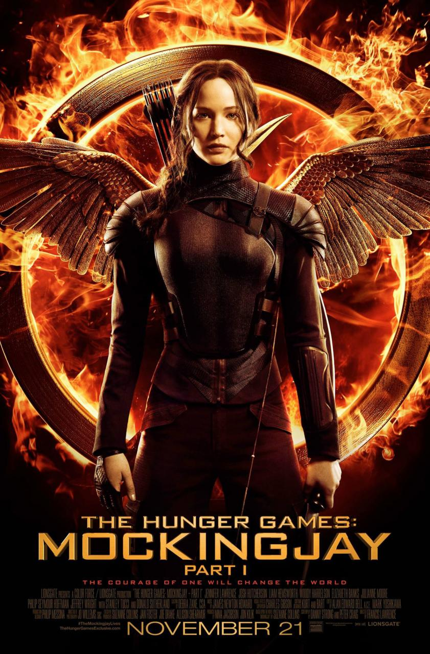 122 Quotes from 'The Hunger Games: Mockingjay, Part 1' Movie
