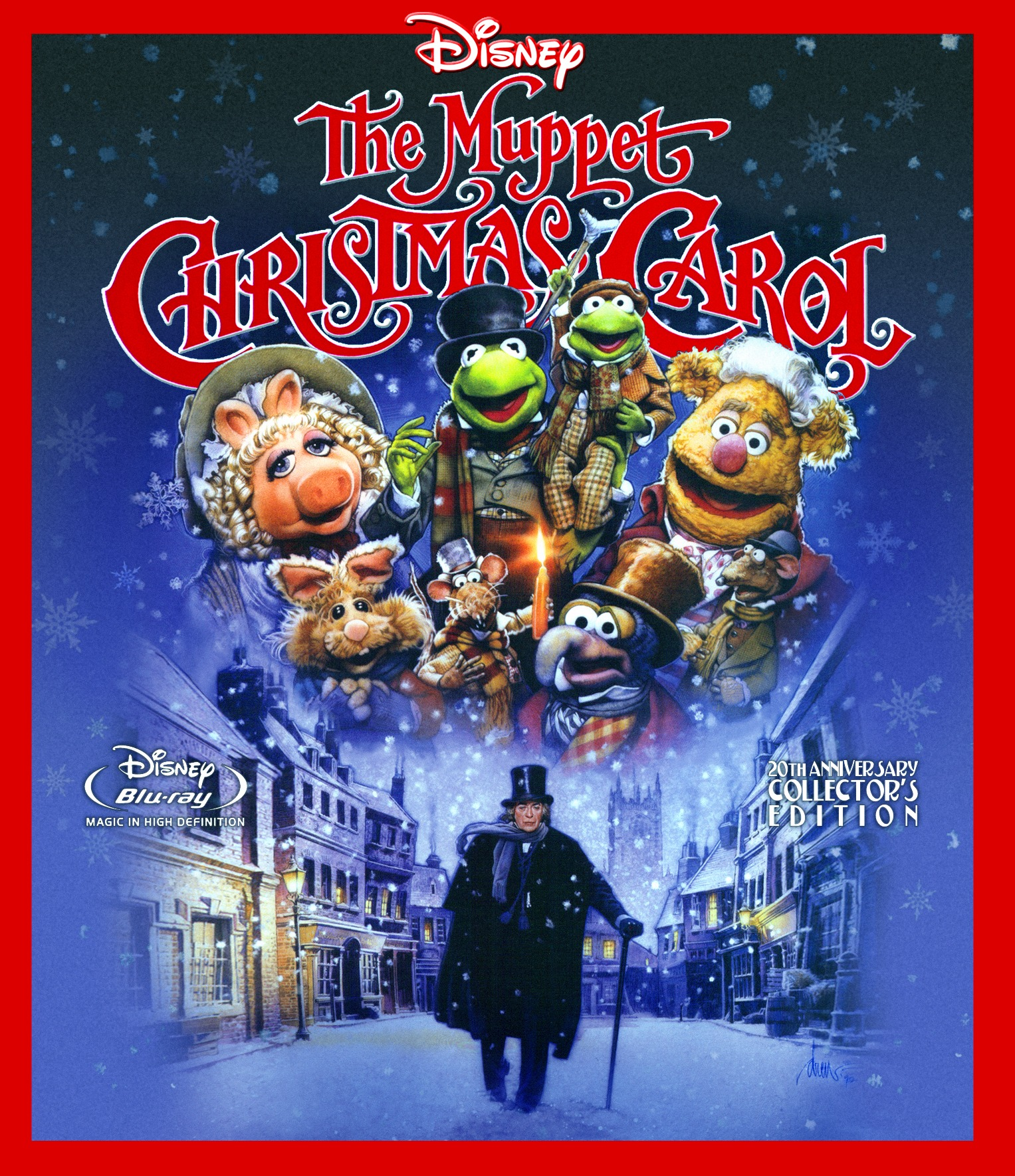 A Muppet Christmas Carol: Top 10 Modern Holiday Movies For The Whole Family