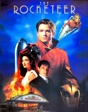 The Rocketeer 350