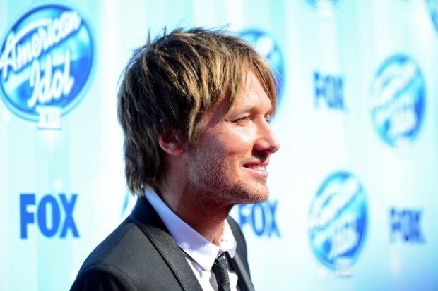 Keith Urban | Frazer Harrison, Getty Images Photo
