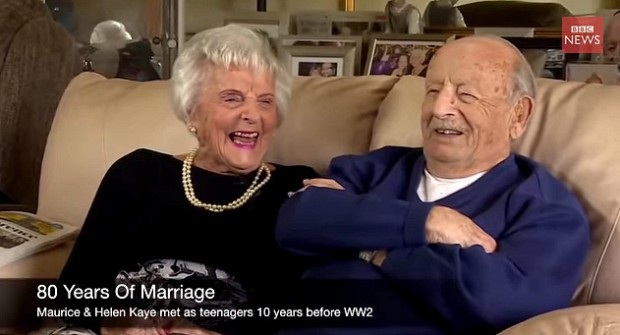 Married 80 Years