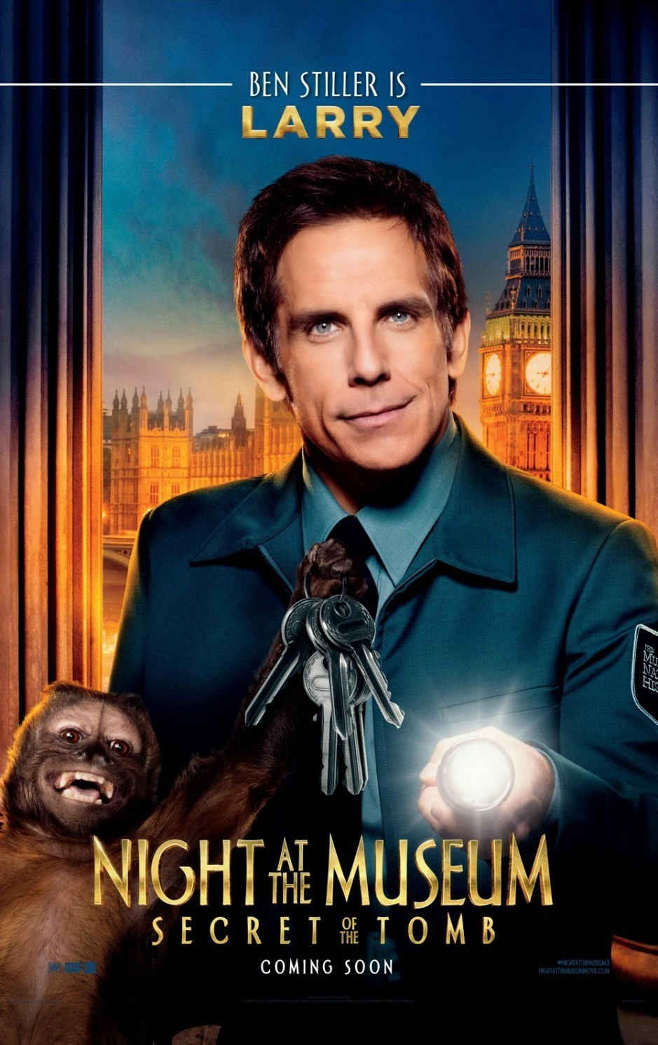movie review: night at the museum: secret of the tomb