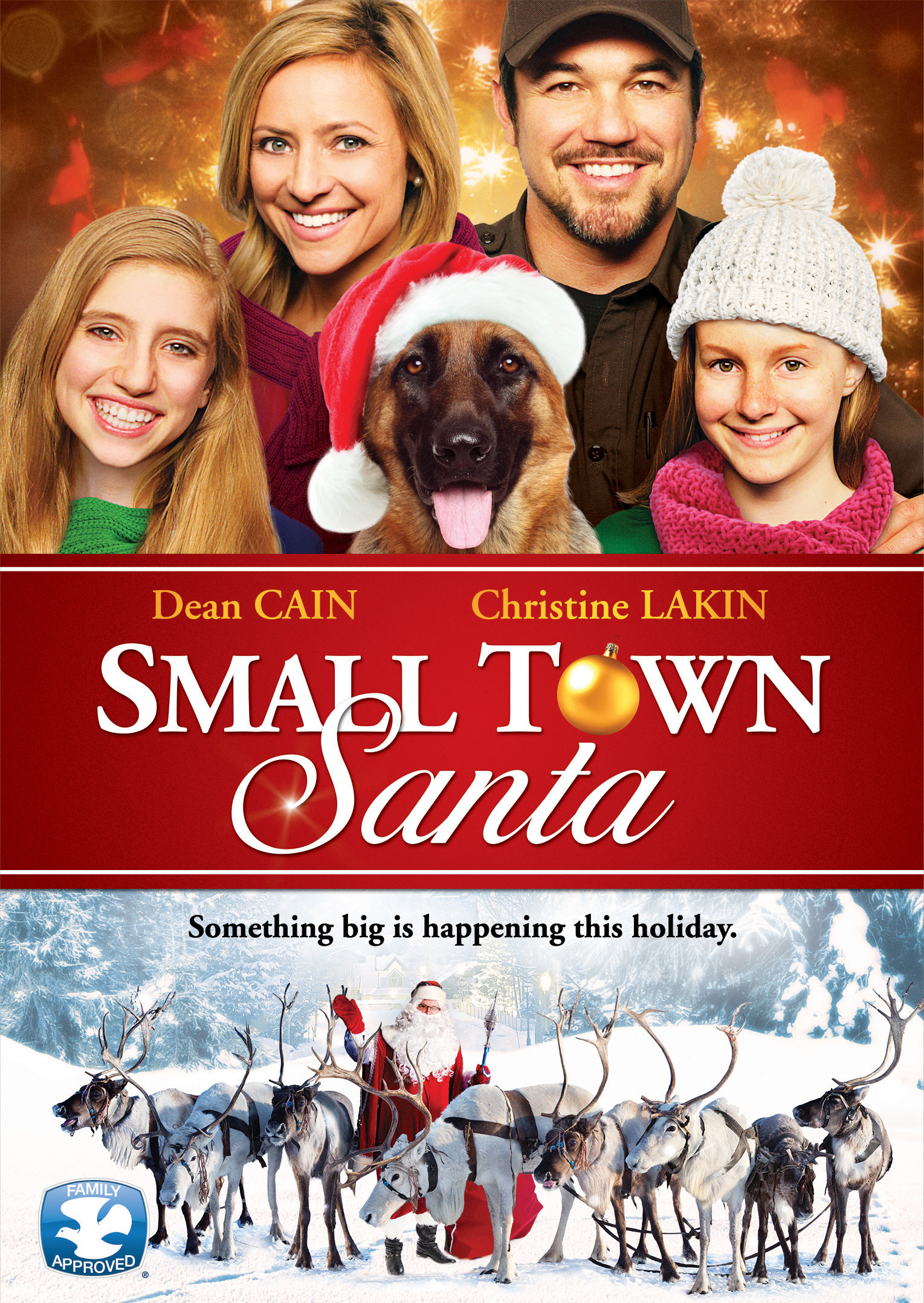 Small Town Santa - Reel Life With Jane