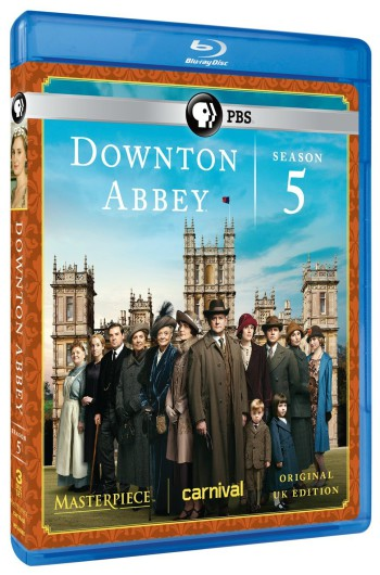Downton Abbey S5 2