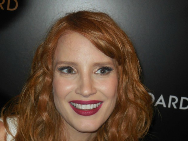 Jessica Chastain at the National Board of Review Awards | Paula Schwartz Photo