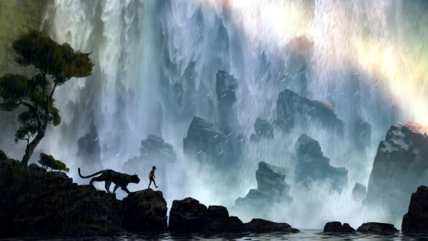 Disney's The Jungle Book Conceptual Artwork ©Disney 2015