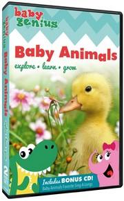Baby Genius Baby Animals